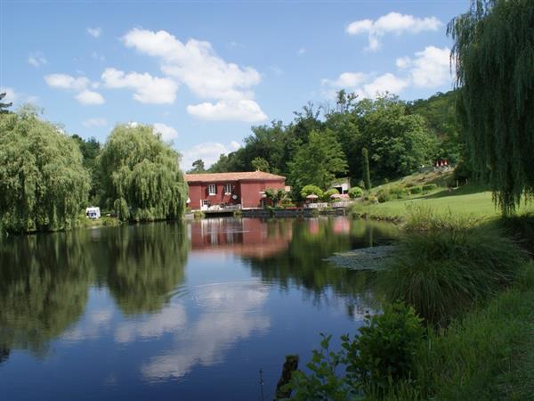 Camping du Moulin de Campech