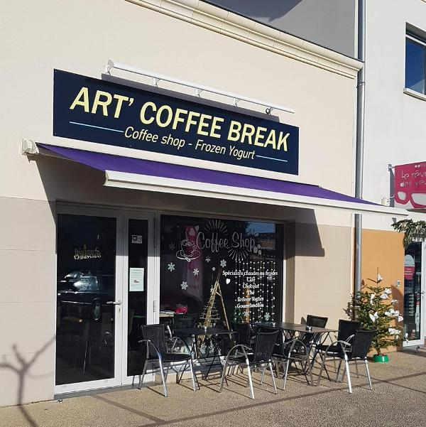 Art Coffee Break