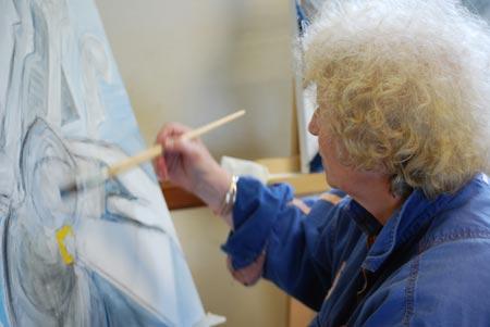 Atelier de peinture SLM