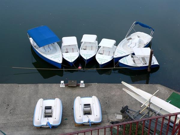 Base nautique de l'aviron