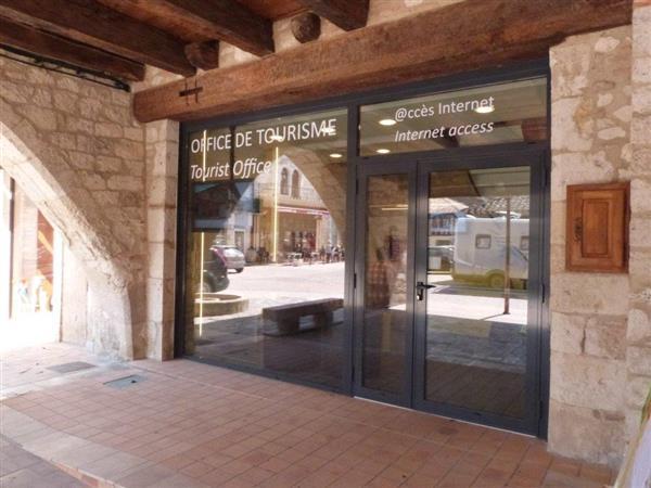 Office de Tourisme Coeur de Bastides - bureau d'information touristique de Villeréal