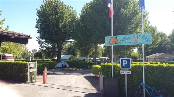 Camping Clairac Plage