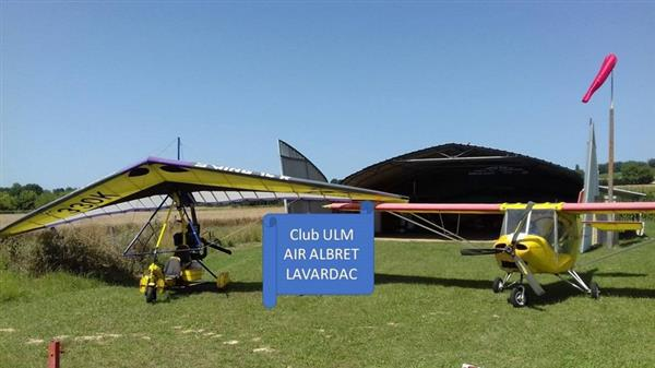 "Club ULM ""Air Albret"""