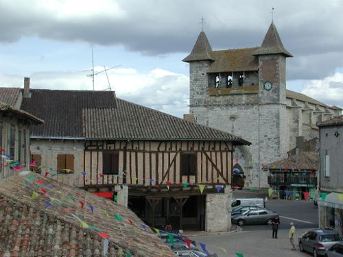 Villeréal, le circuit de la bastide royale
