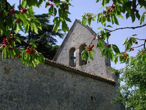 Rouet, balade panoramique, de l'église au Pech
