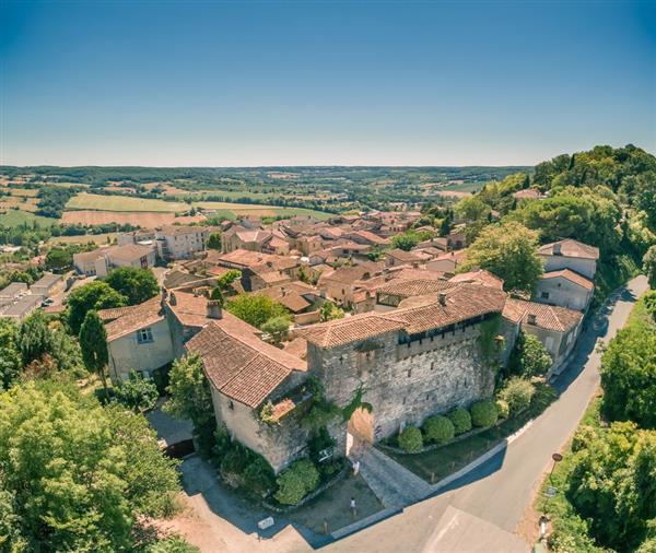 Bourg médiéval de Penne-d'Agenais