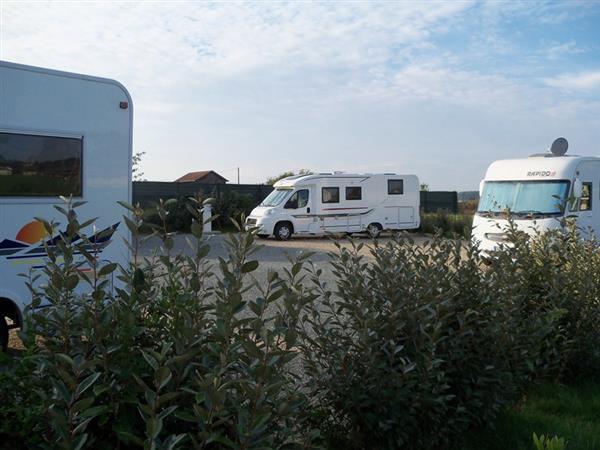 Aire de camping-car du Mas-d'Agenais