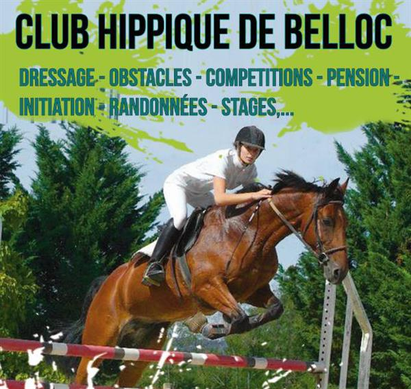 Club Hippique de Belloc