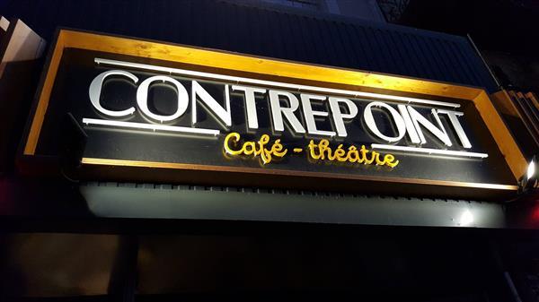 Contrepoint : Café - Théâtre