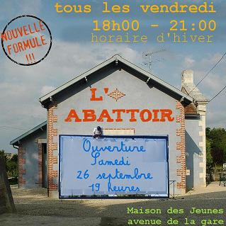 L'Abattoir : Bistrot associatif