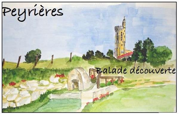 Balade découverte à Peyrières
