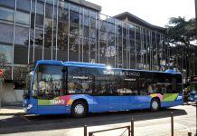 Réseau de Bus et location de vélos TEMPO